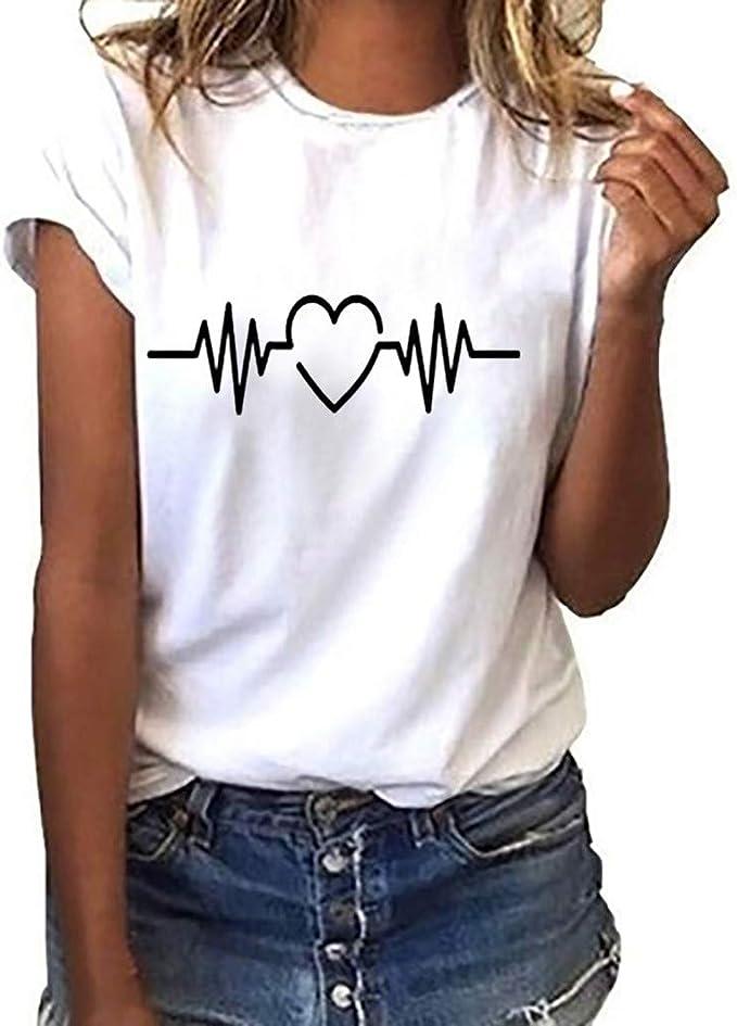 t-shirt maglietta donna ragazza cotone estate stampa ragazza e moto tg M-L-XL