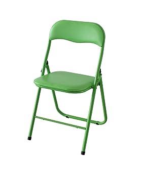 SO LIVING soliving Thin - Juego de 6 sillas Plegables, PVC ...