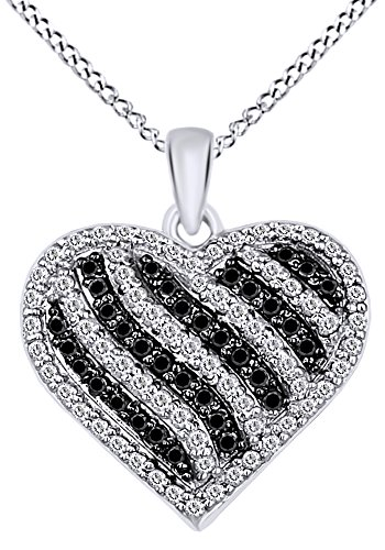 0.5 Ct Diamond Pendant - 8