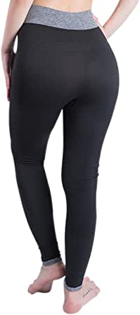 KINDOYO Womens High Waist Sports Fitness Leggings Pants Yoga Pants Athletic Trouser