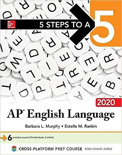 Libros Gratis Descargar 5 Steps To A 5: Ap English Language 2020 De Gratis Epub