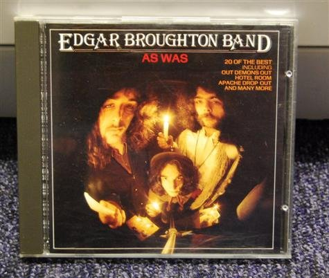 Edgar Broughton Band - As Was-20 Of The Best - Zortam Music