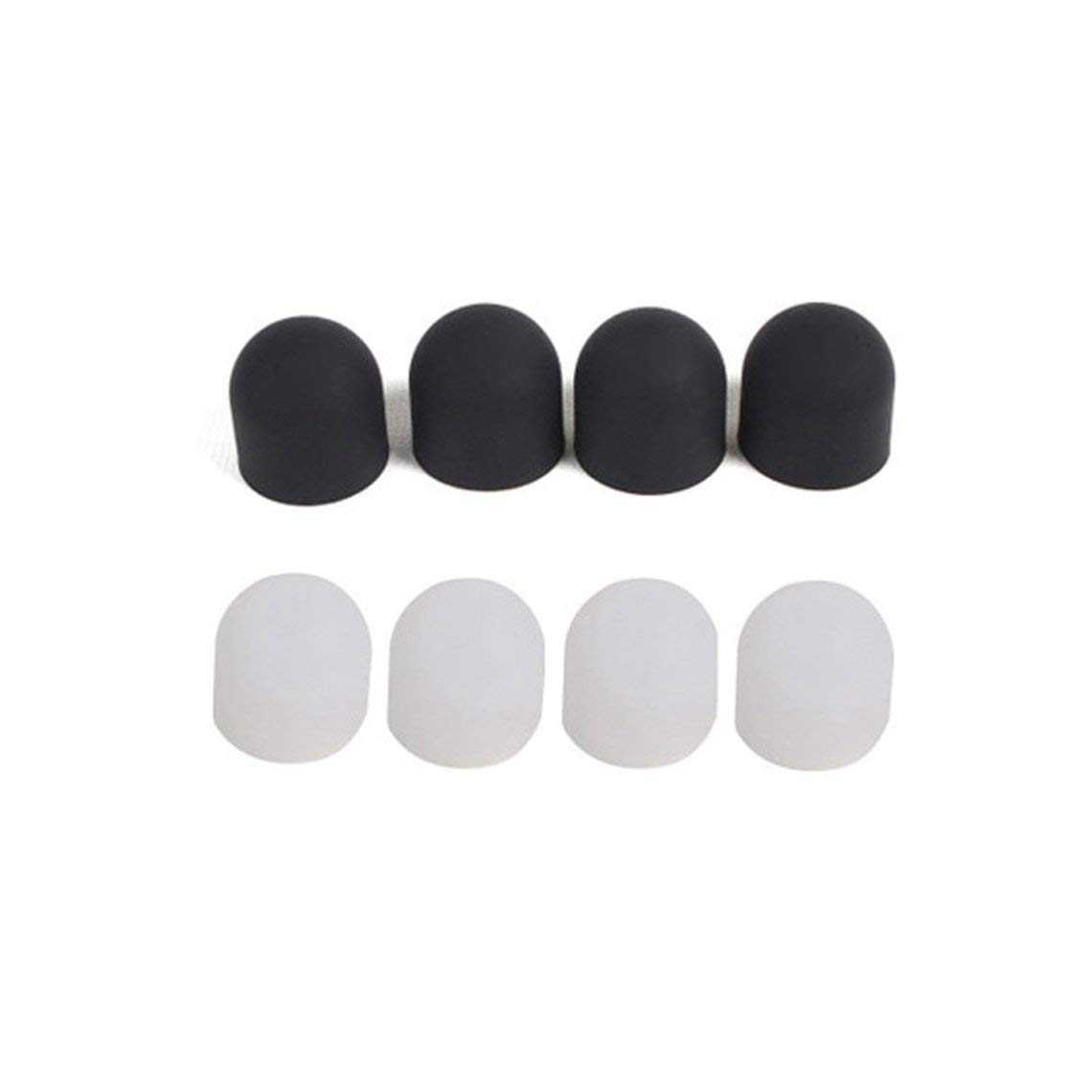 Zoom Drone Accessoires Zinniaya 4 Pcs Motor Cover Case Dustproof Silicone Plug Cover Protector pour DJI Mavic 2 Pro