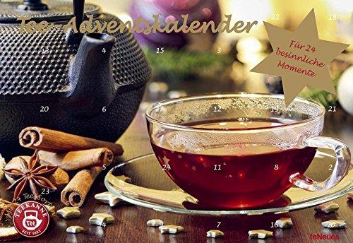 Tee-Adventskalender