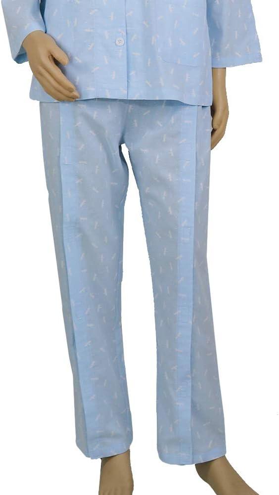 Paciente Ropa Fácil Usar y Quitar Cuidado Pijamas para ...
