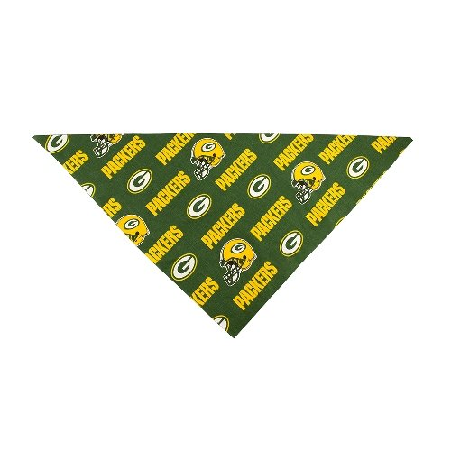 Green Bay Packers Bandana (Mens/Womens) Bandanas R US