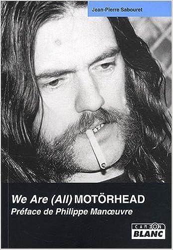 Lire MOTORHEAD We Are (All) Motörhead pdf