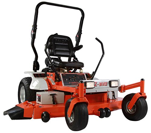 Z-BEAST 62ZBBM15 62' Zero Turn Mower - Briggs and Stratton 25 HP Engine with Dual...