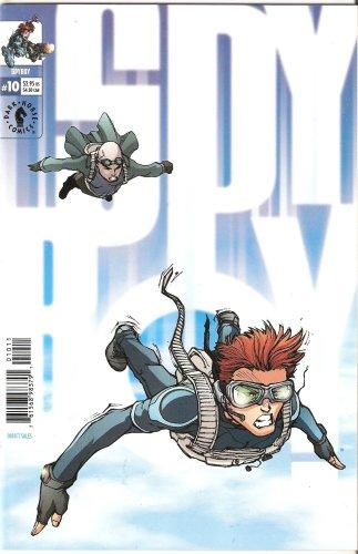 Spyboy #10 July 2000 pdf epub