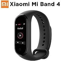 """Xiaomi Mi Smart Band 4 Monitor de actividad de pulsera Negro AMOLED 2.41 cm (0.95"""") - Rastreadores de actividad (Monitor de actividad de pulsera, Negro, Policarbonato, Negro, Poliuretano termoplástico, Unisex)"""