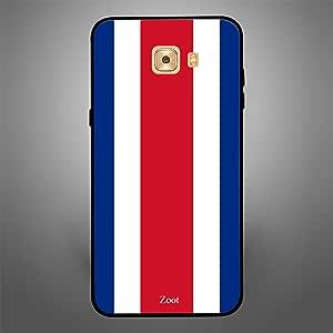 Samsung Galaxy C9 Pro costa rica Flag, Zoot Designer Phone Covers