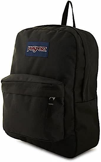 JanSport SuperBreak Black One Size