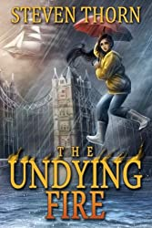 The Undying Fire (The Phoenix Guardian) (Volume 2)