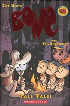 Bone: Tall Tales (Bone Reissue Graphic Novels (Pdf))