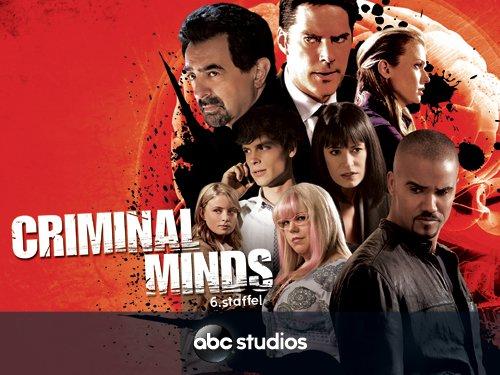 Amazonde Criminal Minds Staffel 6 Dtov Ansehen