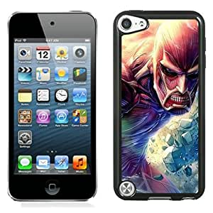 Beautiful And Unique Designed Case For iPod Touch 5 With Attack on Titan 4 Phone Case