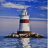 Lighthouses Wall Calendar (2016)