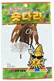 [KFM] Korean Food Korea Dried Squid Legs 20g x 10 오징어 숏다리 20g x 10봉