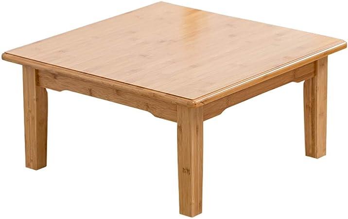 mesa plegable LITING Mesa de Madera Maciza Mesa Cuadrada Mesa de Estudio Mesa de Comedor Mesa