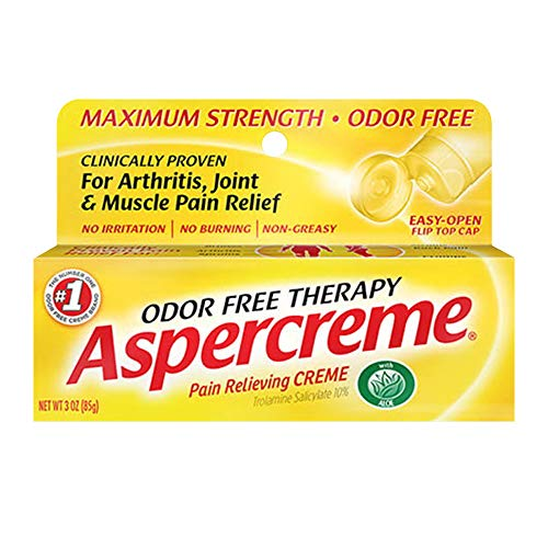 Aspercreme Analgesic Creme Rub with Aloe - 5 oz