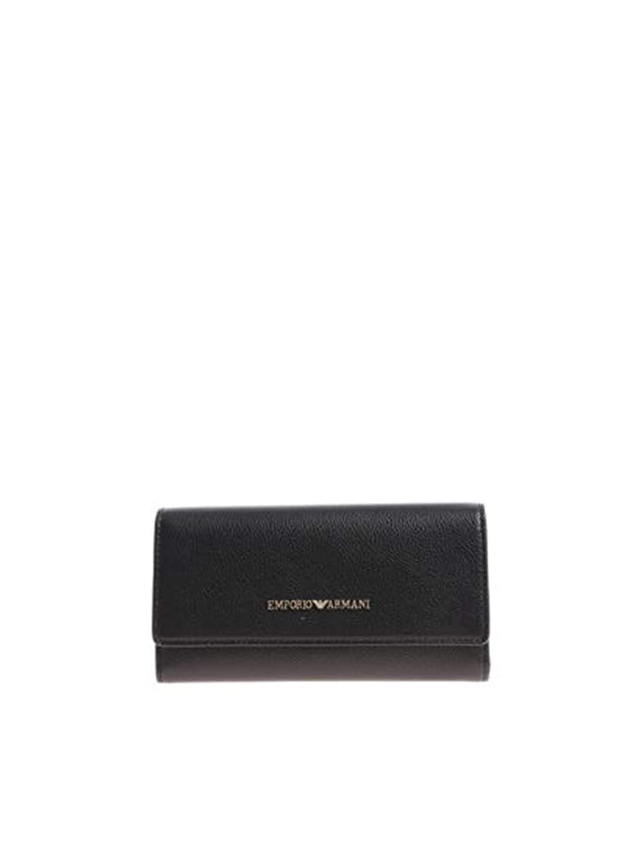 Emporio Armani Y3H008 YH65A carteras Mujer negro UNI: Amazon.es: Ropa y accesorios