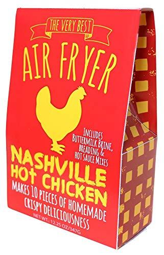 Pelican Bay Air Fryer Spicy Chicken Coating | Nashville Hot Chicken Seasoning |...