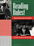Reading Rules!, Elizabeth Knowles and Martha Smith, 1563088835