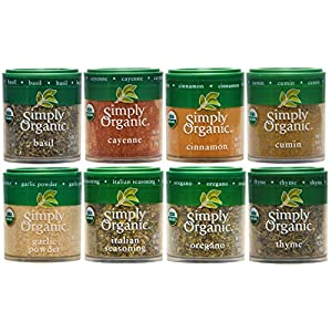 Simply Organic Basics 8 Spices Gift Set 51VQwrBa7IL