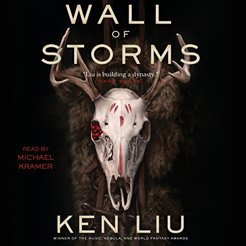 The Wall of Storms book cover