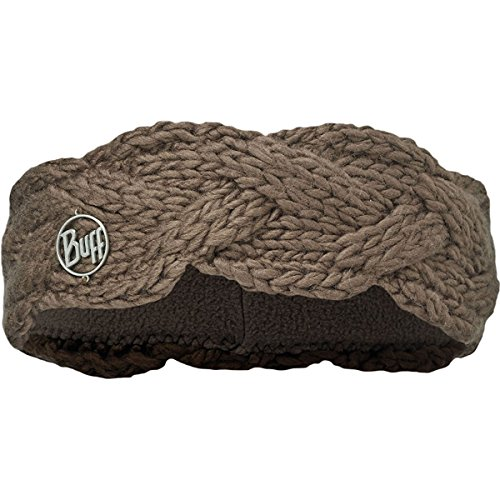 Adult Knit Headband - Buff Adult Knit Headband Headwear One Size Nyssa Brown