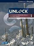 Unlock Level 1 Listening and Speaking Skills Teacher's Book with DVD
