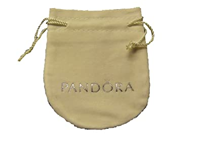 3d08cc73f2f4 Bag Pouch will fit Pandora Troll Chamilia Style Charm Beads  Amazon.co.uk   Jewellery