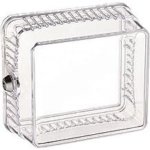 Lux Products BB2001-005 Medium Locking Thermostat Guard, Clear