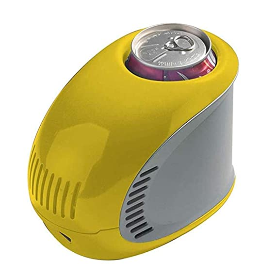 BYNNCR Refrigerador 0.35L Pequeña Bebida For El Hogar Mini Nevera ...