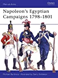 Napoleon's Egyptian Campaigns 1798-1801 (Men-at-Arms)