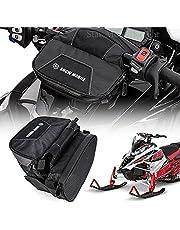 HWH Waterproof Handlebar Travel Bag for YA.MA.HA Sidewinder M-TX LE 162 SRVENTURE DX SRVIPER L-TX X-TX Storage Bag Tool Placement Bag Durable