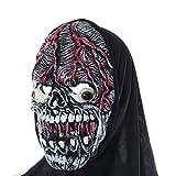 Halloween Mask, Hatop Halloween Party Mask Cosplay Mask Pumpkin Scarecrow Terror Mask Head Mask