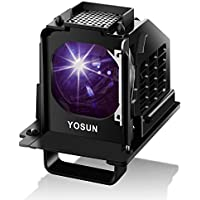 YOSUN 915B441001 Replacement Lamp Compatible for Mitsubishi wd 60638 wd-60638 wd-65638 wd-73638 wd-82738 wd-73c10 wd-65738 wd-73738 wd-60c10 915b441001 TV Replacement Lamp Bulb Housing