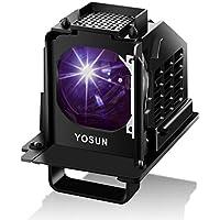 YOSUN 915B441001 Replacement Lamp Mitsubishi wd 60638 wd-60638 wd-65638 wd-73638 wd-82738 wd-73c10 wd-65738 wd-73738 wd-60c10 915b441001 TV Replacement Lamp Bulb Housing