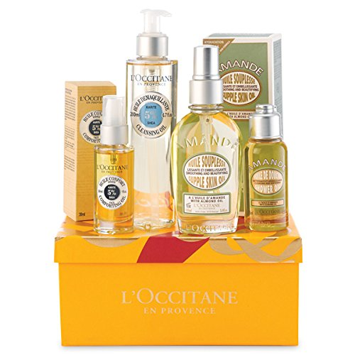 L'Occitane Luscious Beauty Oils Gift