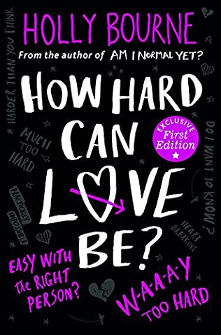 book cover of How Hard Can Love be?