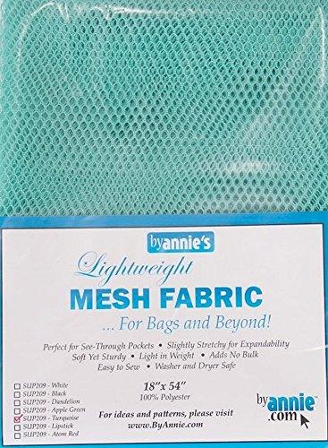 🥇 byannie sup209de Turq Lightweight Mesh Fabric