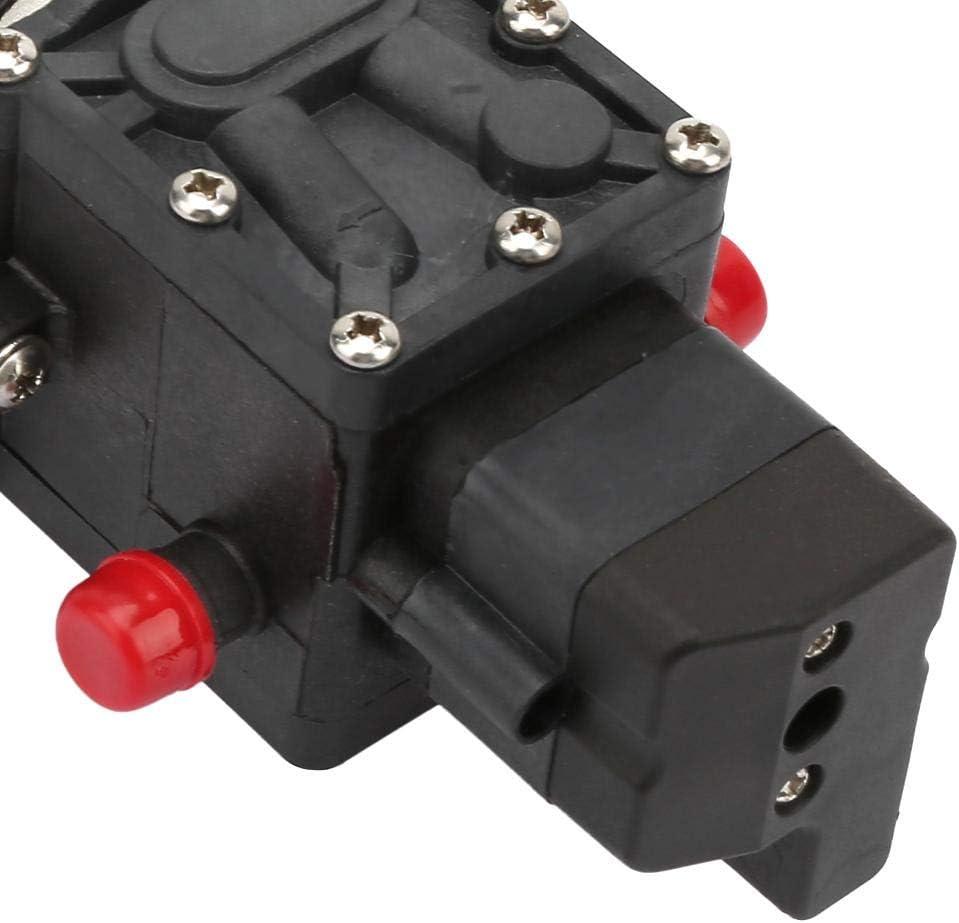 YA24-100 Elektrische Membranpumpe 24V 100W Hochdruckwasserpumpe ...