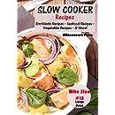 Slow Cooker Recipes - Bite Size #13: Enchilada Recipes – Seafood Recipes – Vegetable Recipes - & More! (Slow Cooker Bite Size)