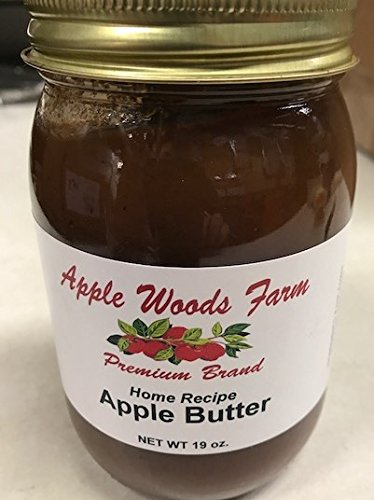 Apple Butter by Apple Woods Farm Premium Brand