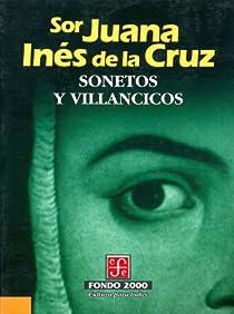 Sonetos y villancicos par Cruz