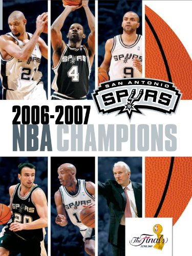 2006-2007 NBA Champions - San Antonio (Champion Nba Spur)