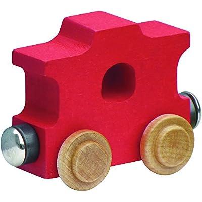 Maple Landmark NameTrain Engine & Caboose Set: Toys & Games