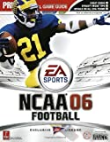 NCAA Football 2006, Brad Anthony, 0761550984