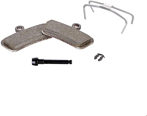 SRAM Guide//Trail Sintered Pads with Steel Back 20 Pair